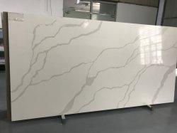 Künstlicher riesiger roher Platte-Quarz für Hauptküche-Dekoration mit niedrigen Preisen