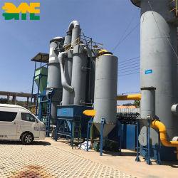 De nieuwe Groene Generatie van de Schil van de Rijst van de Elektrische centrale van de Gasvorming van het Systeem van Genset van de Vergasser van de Pyrolyse van de Biomassa van de Energie Houten