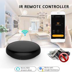 Tuya Smart RF315+Infrarrojos+RF433 Control remoto por infrarrojos todo-en-Uno Universal Smart TV de aire acondicionado Ventilador Smartlife App Control Remoto Alexa Acho Google Portada