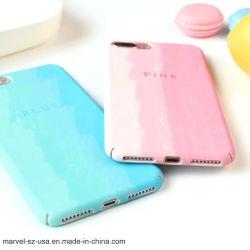 Disco rígido de moda de pintura colorida caixa do PC Phone Capa para iPhone