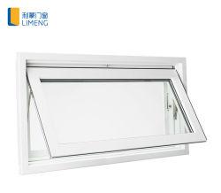 Prova de chuva breve perfil de alumínio com vidro da janela de Debulhar