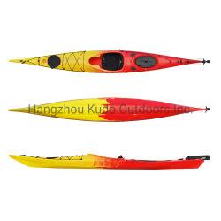 Classic410 Kayak de Mar con el timón de dirección