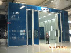 Cabine de peinture de pulvérisation industrielle Bus/Chariot prix d'usine Booth de pulvérisation