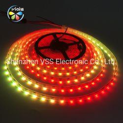 der Seitenansicht-5V adressierbarer Streifen Pixel SMD335 RGB-Digital LED