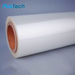 Pianura/pellicola saldabile a caldo/opaca/bianca/Pearlized di BOPP per l'imballaggio flessibile