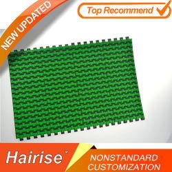 Correa Modular Plástica Superior de la Fricción de Emr 2120 (tipo de Hairise 2120)