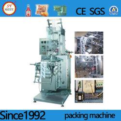 Le tissu humide vertical de la machinerie d'emballage automatique