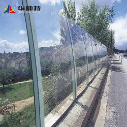 Huashuaite ж/д/жилом районе Plexiglass акриловых листов звуковой барьер для шумоизоляция