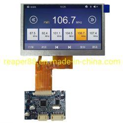 4.3 영상 문 전화를 위한 운전사 널을%s 가진 인치 Cm/HS TFT LCD 모듈