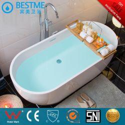 La conception de la ville de Foshan Free-Standing chaud chaud acrylique baignoire à remous Bt-Y2589