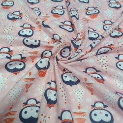 Gestricktes Stretch Textile Tshirt Fabric Cotton Fabric für Baby Garment