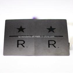 Plástico personalizado Caja Naipes para Poker de alta calidad impermeable de PVC super excelente Naipes