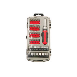 Jj079 Outils de prise de tournevis à cliquet & Bit défini