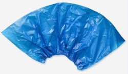 중국 공장 글로벌 시장 합리적인 가격 플라스틱 폴리에틸렌 PE CPE 내화성 부츠 커버 재질