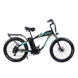 750W 48V 20AH жир электрических шин велосипеда 26-дюймовый E велосипед электрический велосипед с литиевой батареей