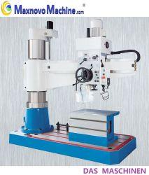 세륨 (mm R60V)를 가진 유압 광선 팔 드릴링 기계