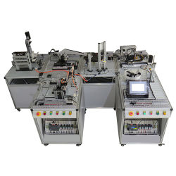 L'enseignement technique matériel pédagogique produit modulaire mécatronique Laboratoire de formation du système