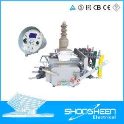 Zw20 12 kv SF6 Disjoncteur intelligent de plein air du circuit de vide