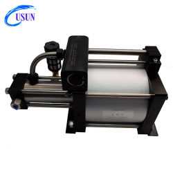 Modelo Usun: GB Serial única acção orientada de ar pressão de gás Booster para cilindro de gás de enchimento