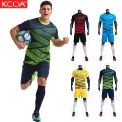 2021 низкая MOQ Kcoa новейших рекламных мужская футбольного клуба износа