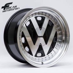 새로운 디자인 애프터마켓 알로이 림은 카알로이 휠을 재현합니다 VW