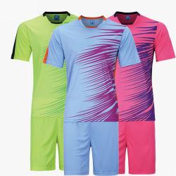 À la mode Sports Jersey Nouveau modèle personnalisé uniforme à bon marché Meilleure équipe Soccer Jersey