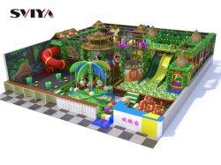 De beste Verkopende Goedkope en Kleurrijke Apparatuur van de Speelplaats van Jonge geitjes Binnen