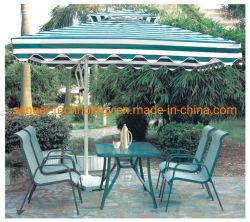 Rayures Outdoor parapluie Parapluie de table de jardin, jumelés à des ensembles de salle à manger, jardin d'un parasol pour la vente
