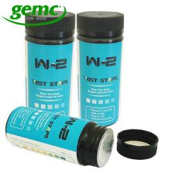 Genaue und schnelle Bakterium-Prüfungs-Streifen für Trinkwasser, Bildschirmanzeige-Resultate 10 im Minute-Bakterium-Prüfungs-Installationssatz für Swimmingpool
