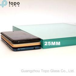 19mm 22mm 25mm Großverkauf, der klar Gleitbetriebs-Tafelglas (W-TP, aufbaut)