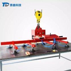 Электрический вакуумный стекло подъемник материала оборудования выгрузки изделий