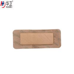 Recursos avançados de espuma de silicone curativo compressivo de cicatriz de remoção