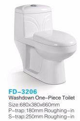السعر الاقتصادي أوعية المرحاض الصحية من الخزف السعودي