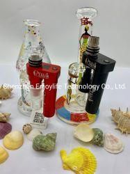 2019 Nieuwe Generatie 6 in 1 Installatie Vastgestelde Ecigarette Vape Enail Evnail van de SCHAR van de Waterpijp van de Rook van de Verstuiver van de Wasfles van de Olie van de Spijker van het Titanium voor de Rokende Pijp van het Glas