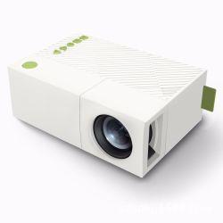 Beweglicher mini Pocket Miniprojektor der eingebauten Batterie-Yg310 des Projektor-HD 1080P