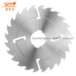 Tct Carbide Multi rasgando a circular a lâmina da serra com Rakers para corte de madeira