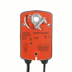 Zentrales Klimaanlagen-Luftvolumen-Steuerelektrisches Stellzylinder Frd Feuer-widerstehender Dämpfer