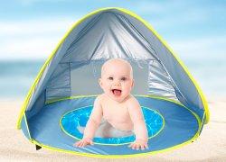 De Tent van het Strand van de goedkope Kinderen van de Fabriek van China van de Prijs In het groot Openlucht Opblaasbare