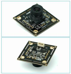 Ingebouwde USB-cameramodule met groothoeklens voor bewaking in de branche