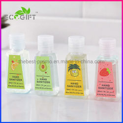Nouveau design de poche en silicone Waterless Hand Sanitizer cas