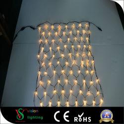接続可能な220Vクリスマスの装飾LED純ライト