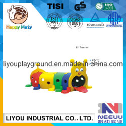Los niños Los niños juegos de interior del túnel de plástico de juguete