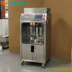 آلة تغليف بكيس الشاي البلاستيكي مع مربع الباقة Hot Sell Square Shape Tea Packaging Packing Machine Prasing DL-Ml828