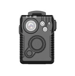Corps de police de l'appareil photo étanche usé Ambarella A12 Chipset antichoc