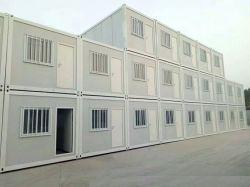 상업용 저비용 모듈식 컨테이너 하우스 모텔 빠른 설치