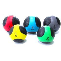 Training voor warme verkoop Kleur Gewichtstraining rubberen medicijnen Ballen in Voorraad voor E-Business