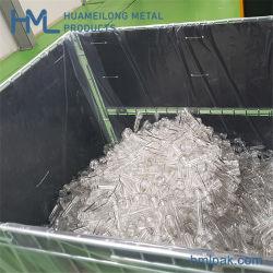 Venta caliente de malla de alambre de preformas de PET Bin para depósitos