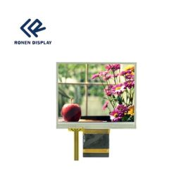 Ronen Rg035flt-01r 3.5-inch TFT LCD met 24-bits RGB Interface SSD2119 Driver IC 320X240 Resolution White LED Backlight Touch LCD-module