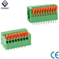 Può essere impiombato del connettore del collegare della pressa della Nessun-Vite di 2p3p4p141r-2.54mm