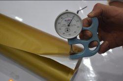 مادة PVC معدن اللون قطع فينيل